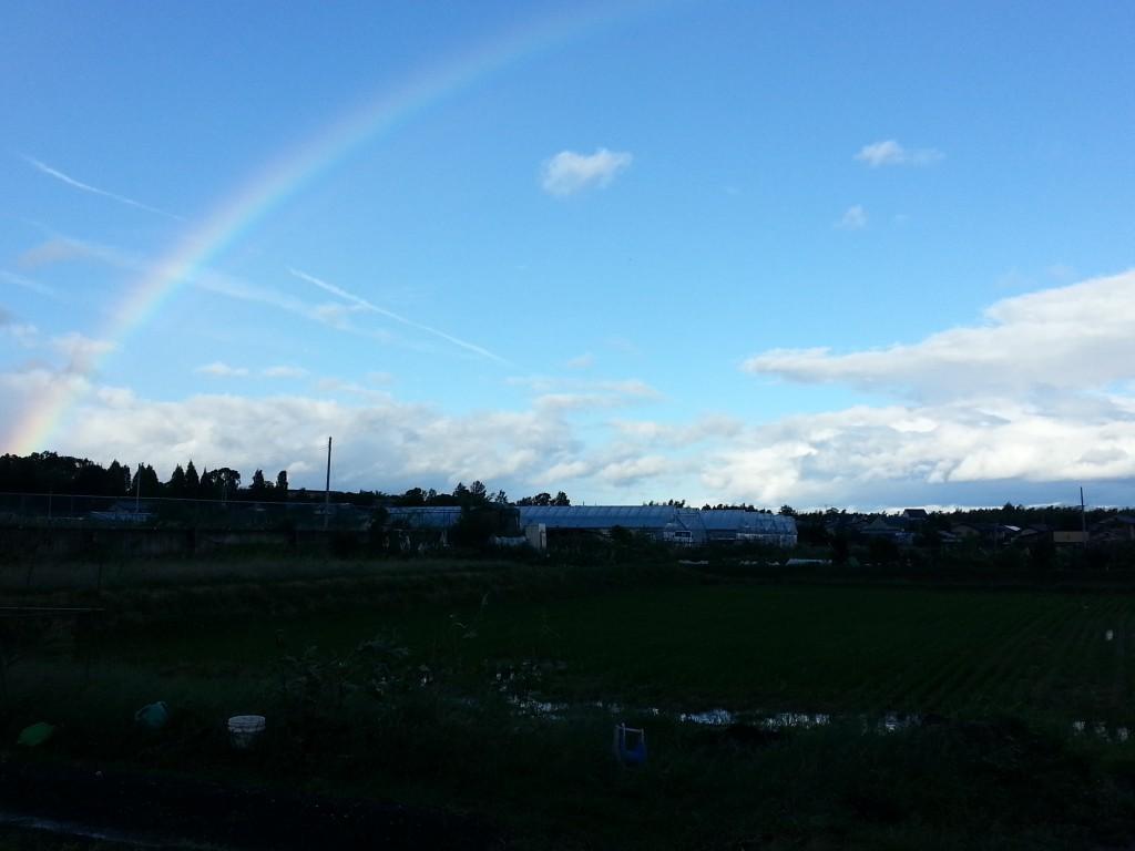 虹とEGH